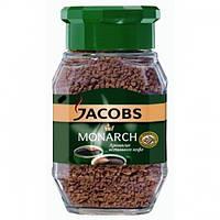 Кофе Jacobs Monarch растворимый сублимированный, 190 гр.