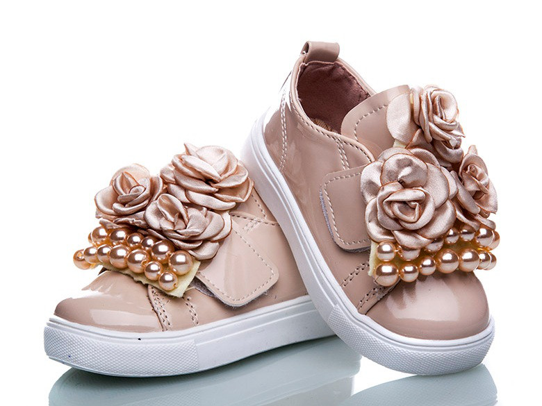 Туфли/слипоны для девочек Clibee (Румыния)