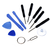 Набор инструментов для ремонта мобильных телефонов 11 в 1. Тип 2