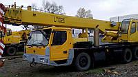 Продам автокран LT1025, грузоподъемность 25 тонн, стрела 32м. + консоль 8 м Киев