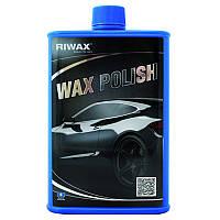 Защитный воск для ухода за лакокрасочными поверхностями Riwax Wax-Polish 100 мл.