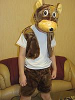 Новогодний костюм медведя, 210