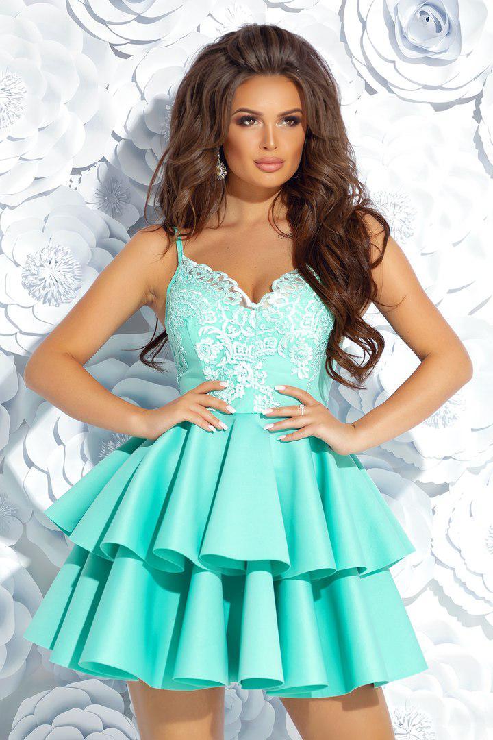 7cecff199236297 Шикарнейшее вечернее платье с пышной юбкой -