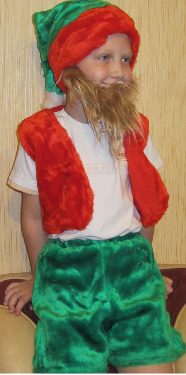 Новогодний костюм Гномика, 390