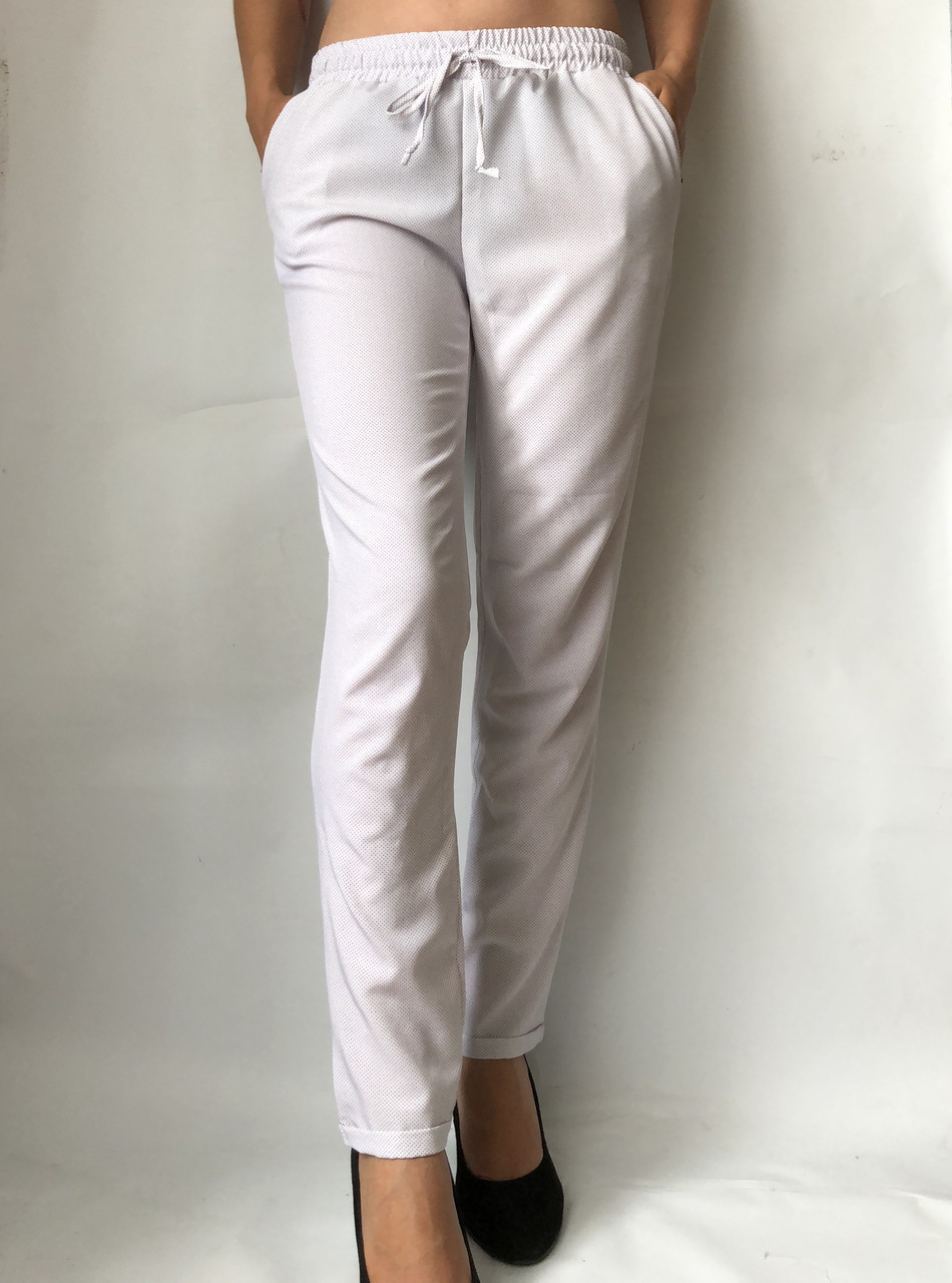 Женские летние штаны N°17 Белый