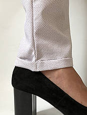 Женские летние штаны N°17 Белый, фото 3