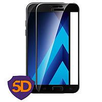 5D стекло Samsung Galaxy A5 2017 (Защитное Full Glue) (Самсунг А5 17 А520)