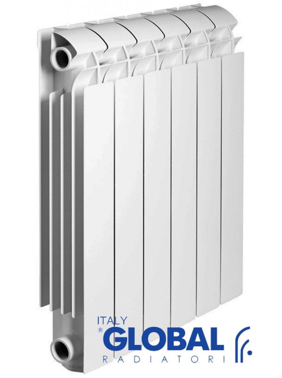 Алюминиевый радиатор Global VOX R 500*100 (Италия) - Santiop в Харькове