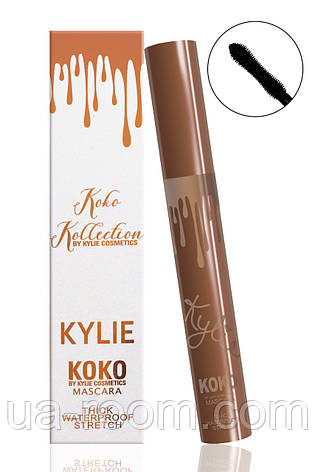 Тушь Kylie Koko Collection Mascara Thick Waterproof Stretch 8003, фото 2
