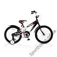 Велосипед детский COMANCHE MOTO W20