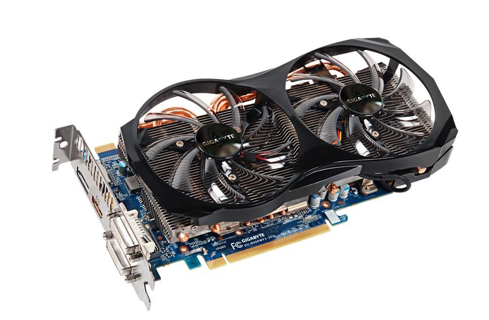 Gigabyte GeForce GTX660  2Gb DDR5  Гарантия 3 мес.