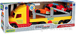 Автотрейлер Super Truck