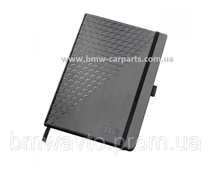 Записная книжка Audi Notebook, DIN A5, фото 2