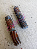 Шпилька крепления кронштейна догружателя ЮМЗ М16*1,5*45 (термообработка)