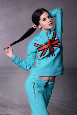 Женский спортивный костюм ев038