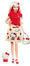Колекційна лялька Барбі Hello Kitty