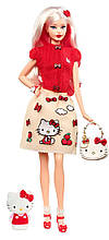 Коллекционная кукла Барби Hello Kitty