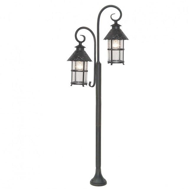 Парковый фонарный столб для освещения CAIOR I 158 см 2*E27