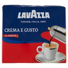 Кофе молотый Lavazza Crema e Gusto 250г Италия, фото 2