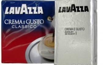 Кофе молотый Lavazza Crema e Gusto 250г Италия, фото 3