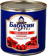 Бабусин прод Квасоля  консер 420 гр