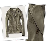 Женская куртка Андропогон Khaki, фото 1
