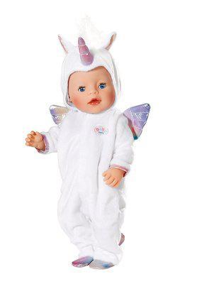 Одежда для кукол Беби Борн костюм единорога Baby Born Zapf Creation 824955  - Интернет-магазин 4d54f094fc509
