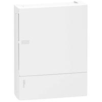 Щит наружн 24 модуля 2 ряда белые двери MINI PRAGMA Schneider Electric MIP12212