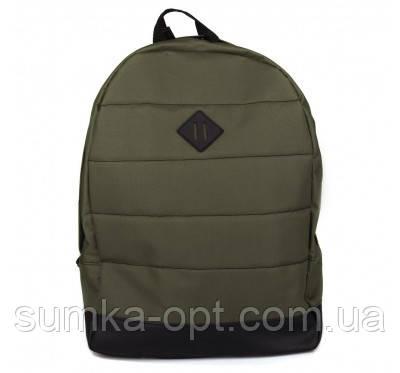Универсальные рюкзаки для учебы взрослый-подросток (хаки джинс)42*30