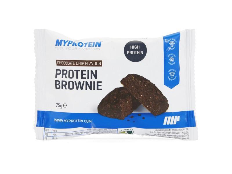 Протеиновый батончик MyProtein Protein Brownie 75 g