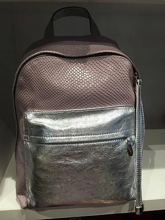 Рюкзак женский из натуральной кожи 1506-1055, фото 2