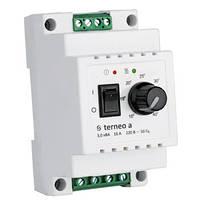 Terneo a Терморегулятор для теплого пола на DIN рейку с внешним датчиком 16 А, 3000ВА