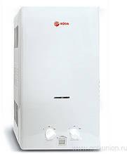 Газовая колонка RODA JSD20-A1 (дисплей, автомат, 10л в мин.)