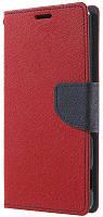 Чехол-книжка TOTO Book Cover Mercury Lenovo A2010 Red