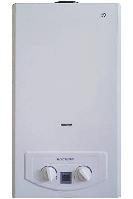 Газовая колонка ROCTERM ВПГ-10 АЕ ( дымоход,автомат )