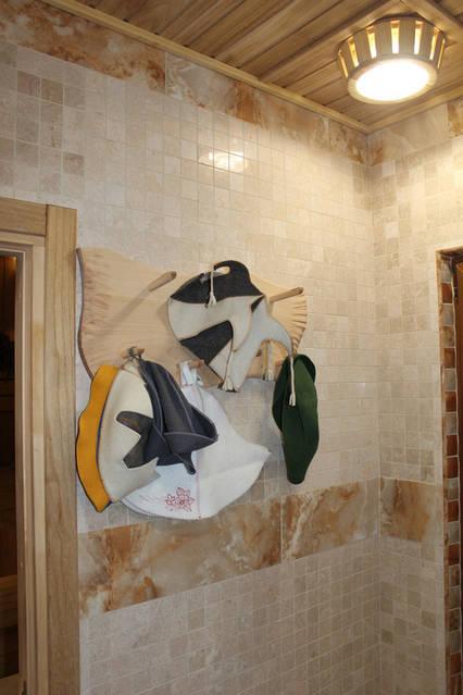 Проект гостевого дома с баней 6
