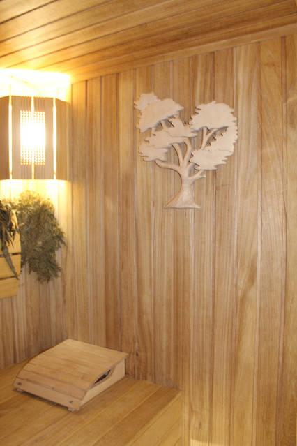 Проект гостевого дома с баней 4
