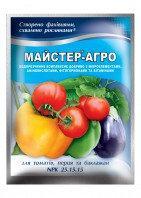 Минеральное удобрение Мастер-Агро для томатов, перца и баклажанов 100г,
