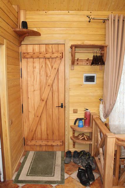 Проект гостевого дома с баней 12