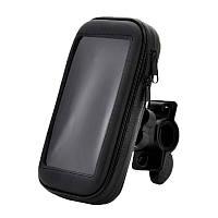 ТОП ЦЕНА! Держатель для телефона на руль велосипеда, велосипедный держатель для смартфона, чехол, непромокаемый чехол, купить чехол для телефона, фото 1