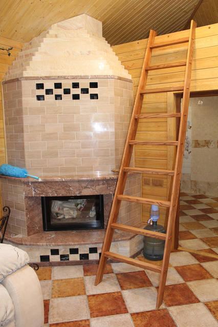 Проект гостевого дома с баней 17