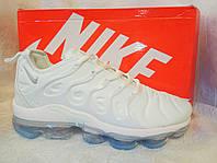 Мужские кроссовки Nike Air Vapormax Plus белые