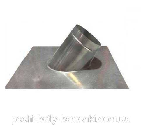 Крыза для дымохода из нержавеющей стали AISI 304