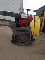 Продам каток тротуарный,ручной, самоходный, вибрационный XG60051S Киев, Украина