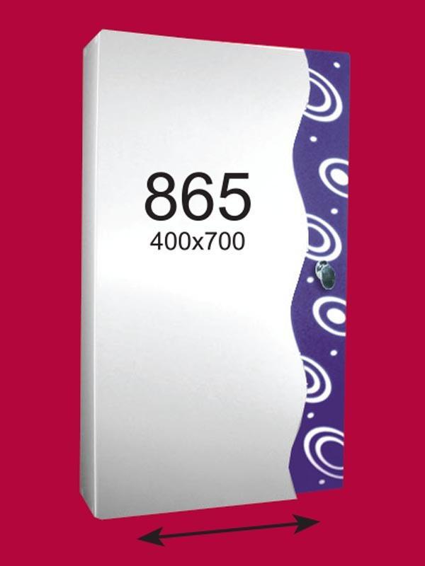 Шафа-дзеркало (40*70*14см) ШК865
