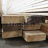 Брус из сибирской лиственницы 38х123х4000  (сухой, строганый) сорт А/В