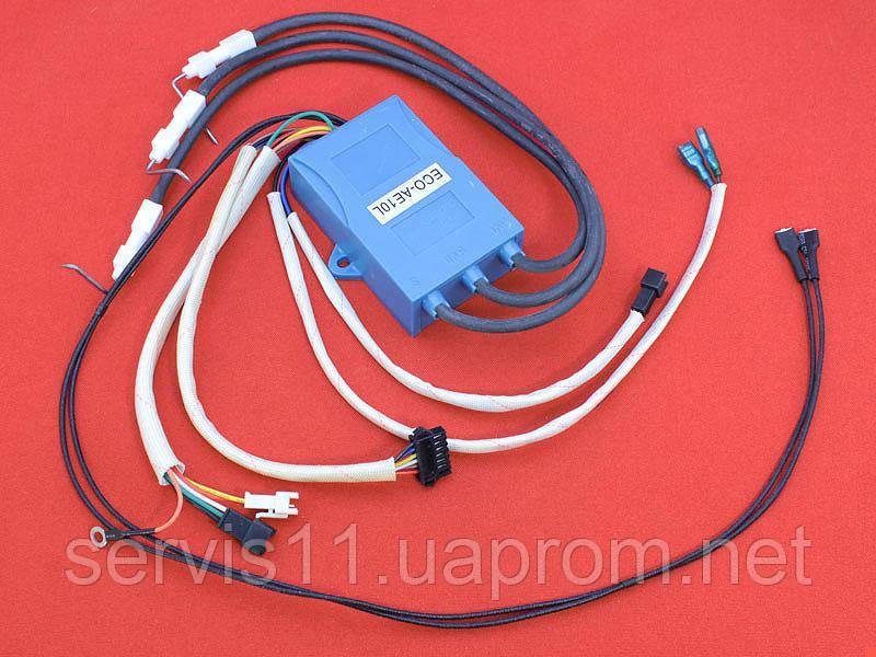 Электрический распределитель для дымоходных колонок на батарейках