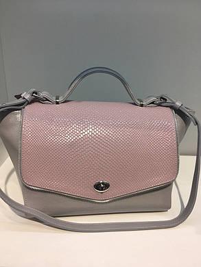 Женская сумка, натуральная кожа, 1506-1129, фото 2