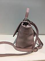 Женская сумка, натуральная кожа, 1506-1129, фото 3