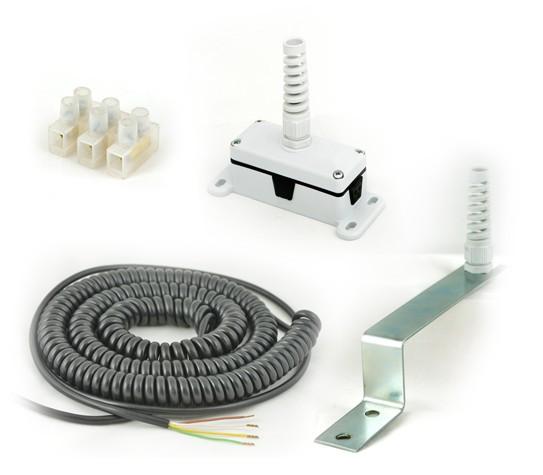 Alutech SOC-3K Набор коммутационный для ворот с электроприводом